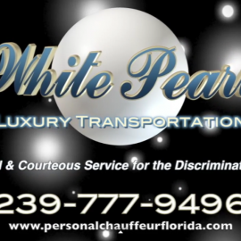 White Pearl Luxury Transportation